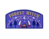 Forest Witch Sticky Patch