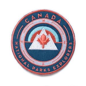National Parks Sunrise Patch