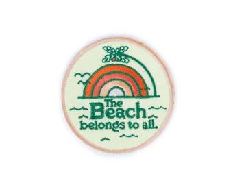 Beach Sticky Patch