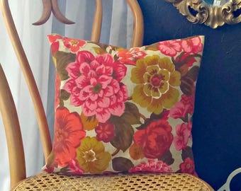 Boho Chic Pillow | Throw Pillow