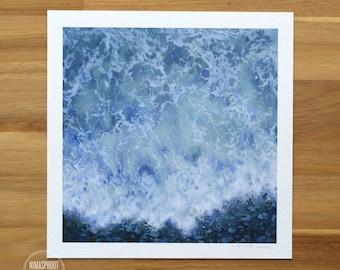 Wave Study #5 - Fine art Print by Nicole Gustafsson