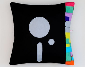 New Order Blue Monday Cushion Cover.