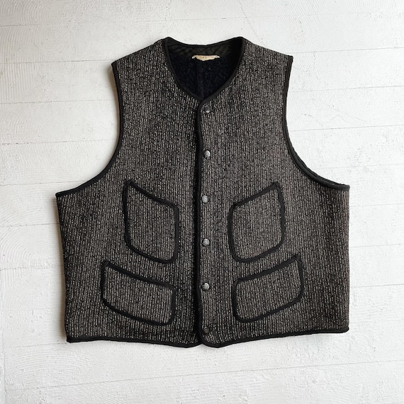1940s 1950s Browns Beach Cloth vest size 44