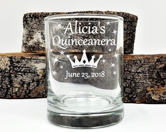 e6c2a808fa69 Quinceanera Favors Personalized Engraved Candle Holders 50 pcs Mis Quince  Custom Birthday Decor Take Home Gift Keepsake Memento Quinceañera