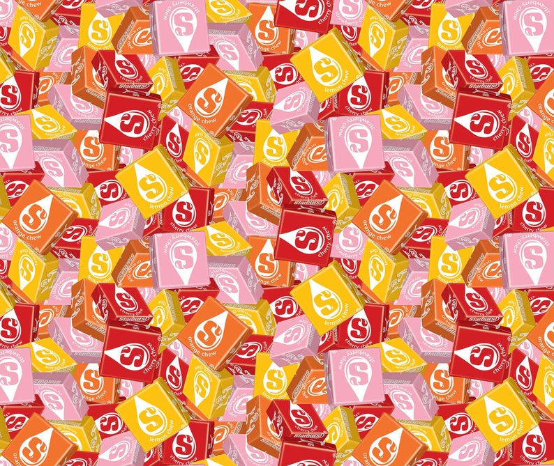NEW Starburst Packed Cotton Woven BTY image 0
