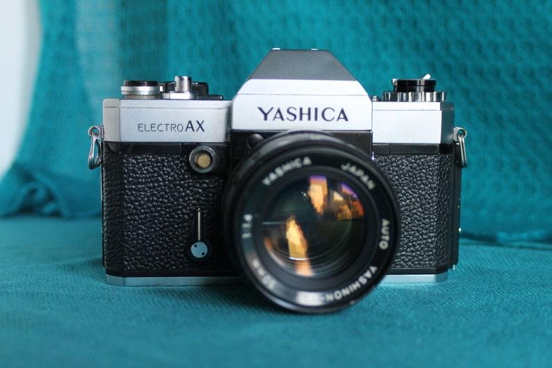 Yashica Electro AX