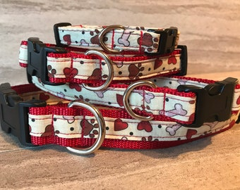 Heart Throb Dog and Cat Collars, Leashes, Key Fobs Friendship Bracelets and More
