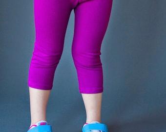 Jocelyn's Leggings, Shorts & Capris Girls Sizes NB-18 .PDF Sewing Pattern
