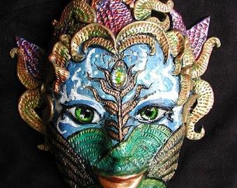 Cornucopia Mask (Reduced Price)