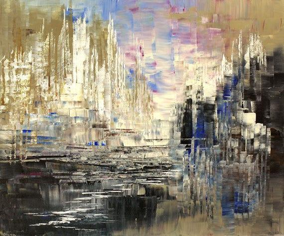 Deep Tones And Cool Tones Art