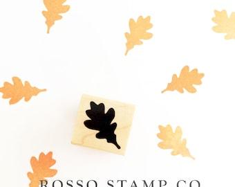Oak Leaf Stamp - Autumn Leaf Stamp - Fall Stamps