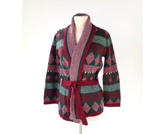 Vintage 70s Cardigan  0bba6307a