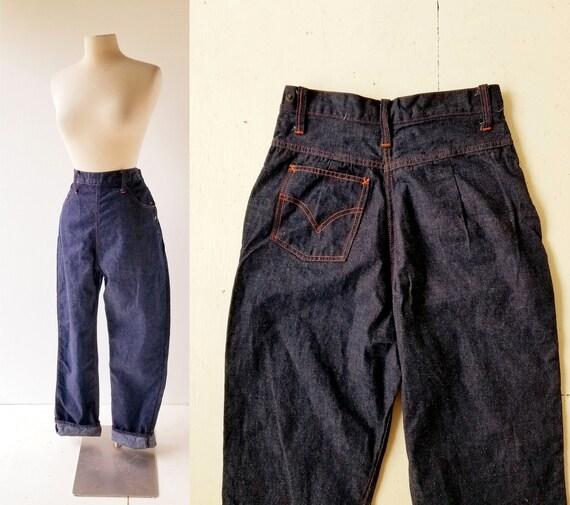 Vintage 1940s Levis | 40s Jeans | 1940s Jeans | 27