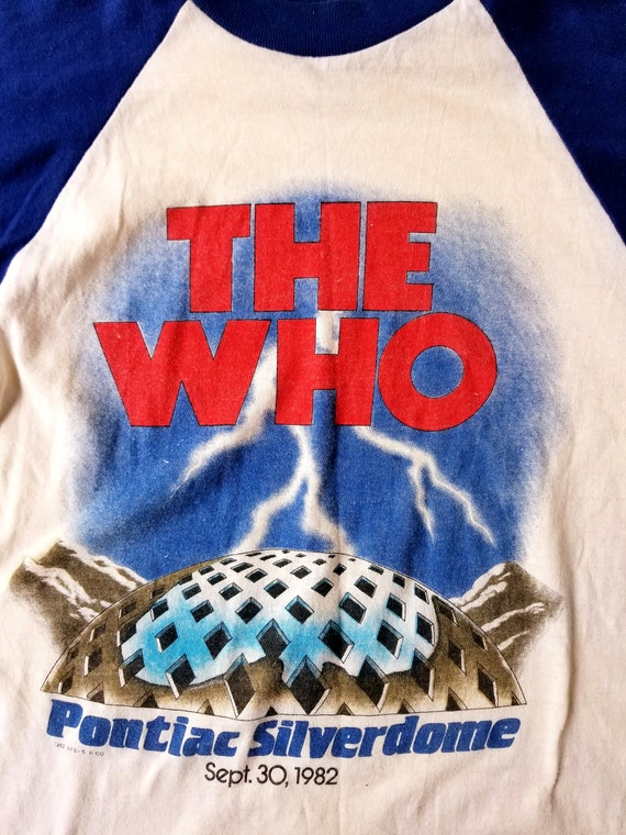 The Who and The Clash Shirt | 1982 Pontiac Silver… - image 5