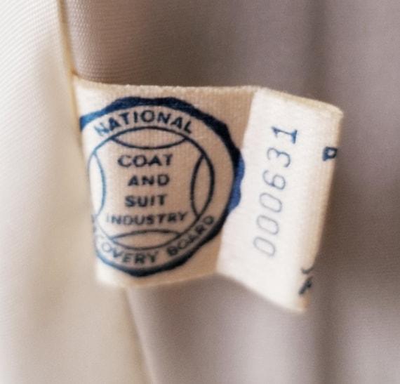 Vintage 1930s Coat | Princess Coat | Black Velvet… - image 9