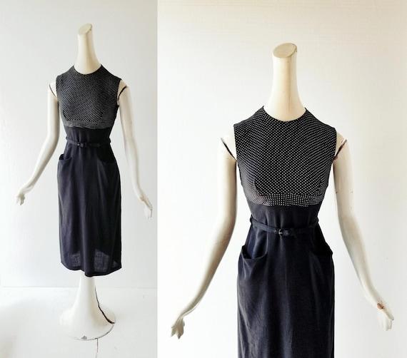 50s Wiggle Dress   Party Girl   1950s Dress   XXS
