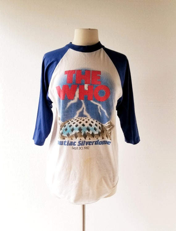 The Who and The Clash Shirt | 1982 Pontiac Silver… - image 3
