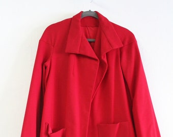 1930s H.W. Carter and Sons wool coat