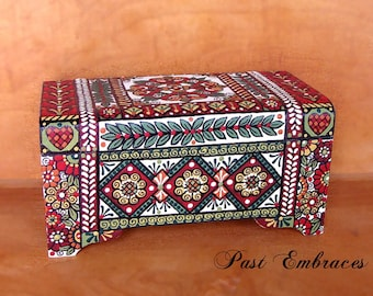 Pysanka Designs Wooden Box