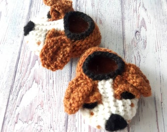 Booties & Crib Shoes