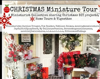 Decorating ideas decorative miniature dollhouse scale etsy