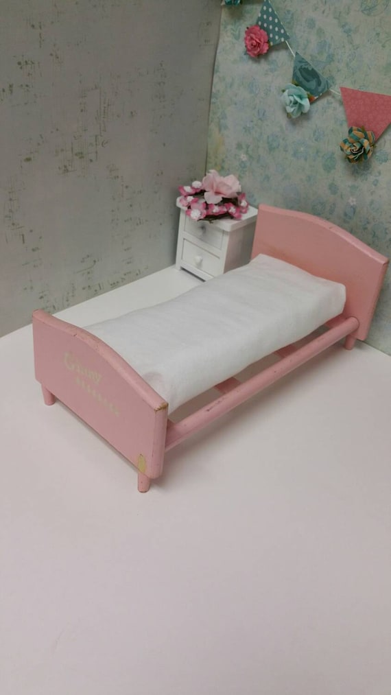 Custom Mattress for Vintage  Doll Bed