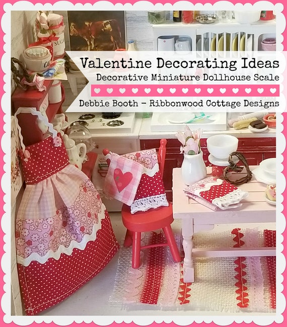 Valentine Miniature Decorating Ideas Ebook