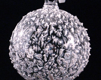 Handblown Glass Ornament