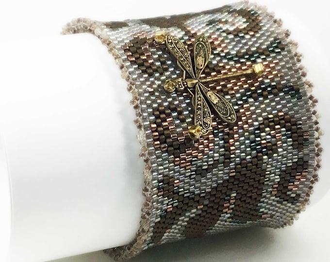 SOLD *** Dragonfly Bracelet