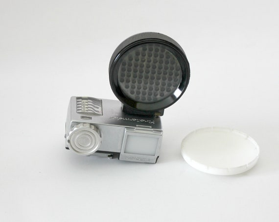 Vintage Minolta Meter, Camera Light Meter