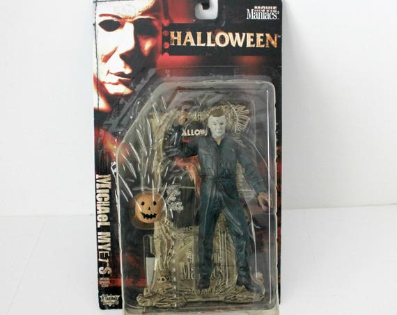Michael Myers Halloween Movie Maniacs Figure MIP Sealed 1999 McFarlane