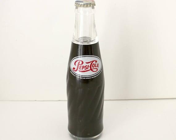 Vintage Pepsi Cola Bottle Radio, Rare Vintage Transistor Radio, Canada, French Canadian