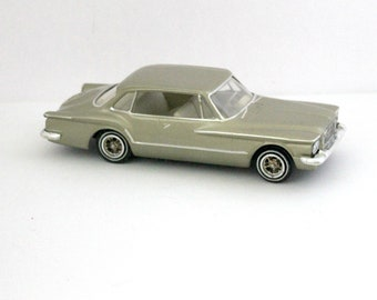 1961 Plymouth Valiant 2 Door Sedan Vintage Model Car Dealer Promo