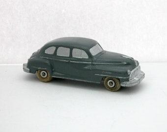 1940s DeSoto Promo Diecast Metal Car Vintage National Products