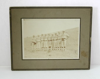 Antique Stemilt Hill Wenatchee Baseball Team Photo Cabinet Card