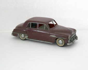 1950s Plymouth Cranbrook Vintage Model Car Dealer Promo