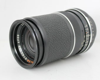Voigtlander Color Dynarex 135mm f4 M42 Camera Lens, Telephoto Photography