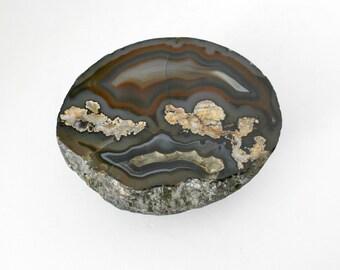 Thunderegg Geode Rock Thunder Egg 7 lbs