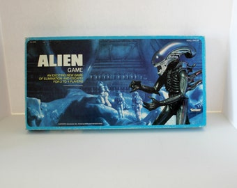 1979 Alien Board Game by Kenner, Family, Fantasy