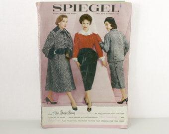 Spiegel 1957 Fall Winter Catalog, Vintage Fashion, Home, Tools, Womens, Mens, Kids Clothing