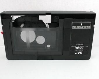 JVC C-P7U VHS Cassette Adapter