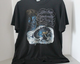 Rare Cinderella Long Cold Winter 1988 Concert Tour Shirt, Vintage Another Cinderella Story,
