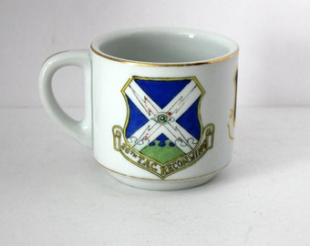 1950s 26th Tactical Recon Wing Hospital AB Germany Cup or Shaving Mug