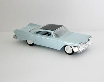 1960 Dodge Phoenix Car Jo-Han Promo Dealership, Friction Light Blue