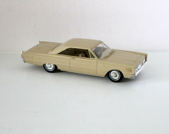 1965 Mercury Park Lane Vintage Friction Model Car Dealer Promo