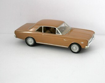 1966 Ford Falcon Futura Sport Coupe Vintage Built Car Model