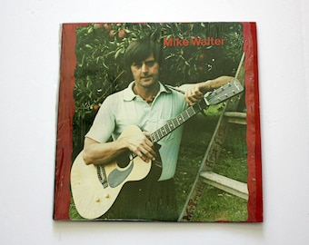 1970 Mike Walter Mr. Pruitt's Apple Farm Record LP Album, Folk Psych Rock Private Label Press