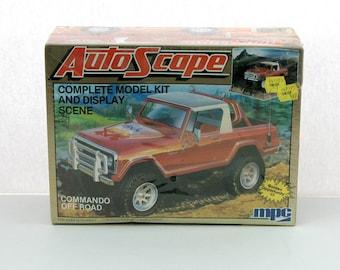 Model Kits - Vehicles