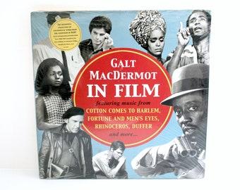 Galt MacDermot In Film Sealed 2x LP Soundtrack Collection, Hair, Rhinoceros