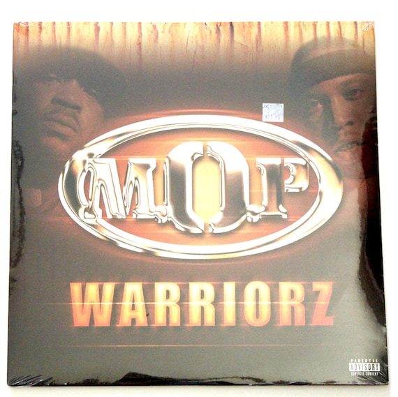 MOP Warriorz 2x LP Sealed Record Album M.O.P. Loud 2000 Rap Hip Hop